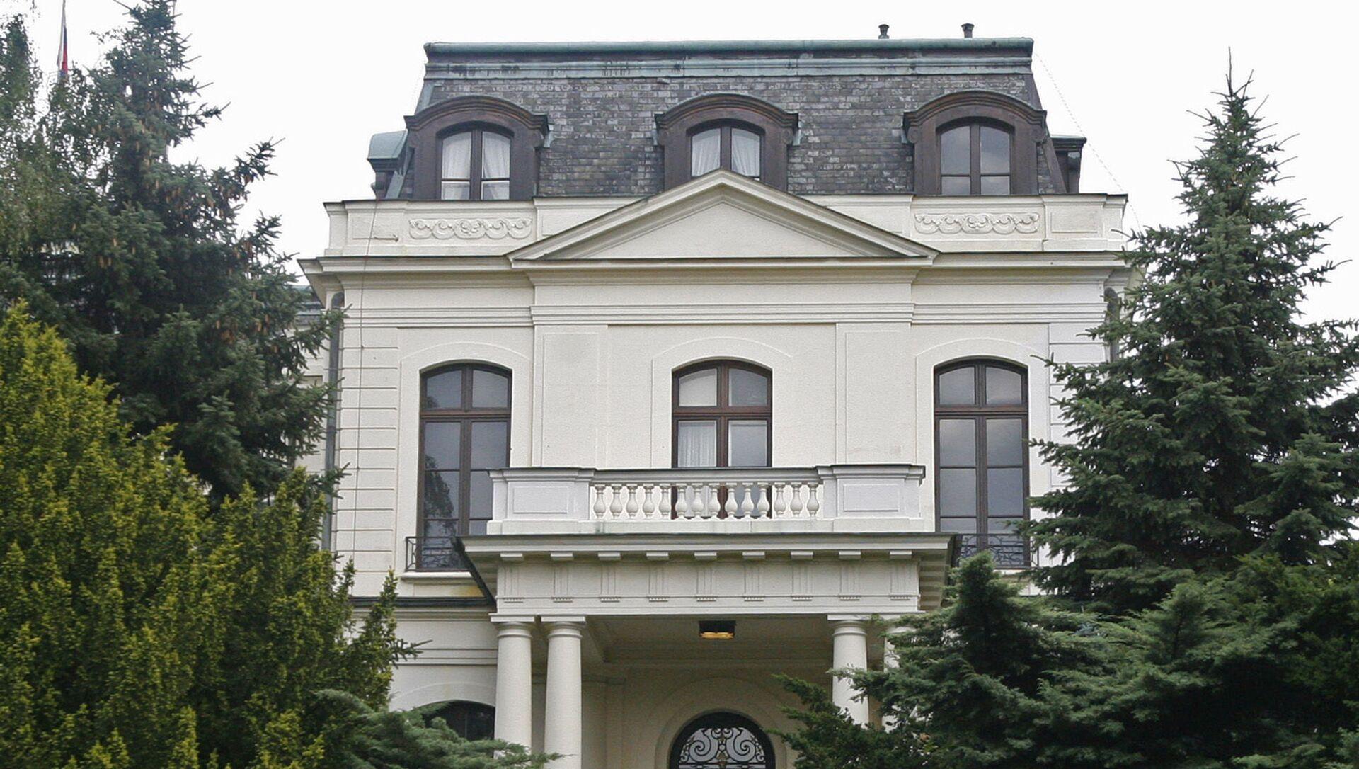 Đại sứ quán Nga tại Praha. - Sputnik Việt Nam, 1920, 22.04.2021