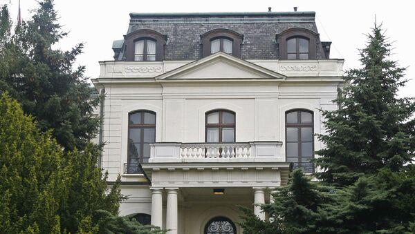 Đại sứ quán Nga tại Praha. - Sputnik Việt Nam