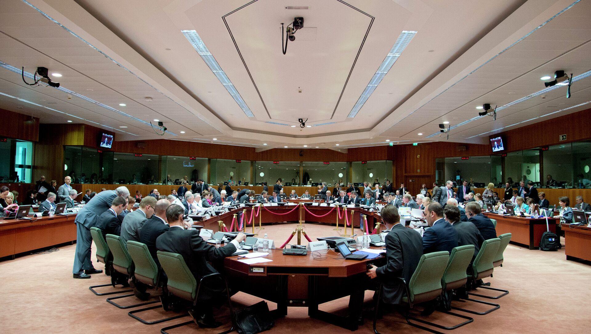 Hội đồng Liên minh châu Âu - Sputnik Việt Nam, 1920, 23.04.2021