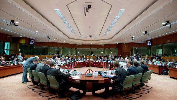 Hội đồng Liên minh châu Âu - Sputnik Việt Nam