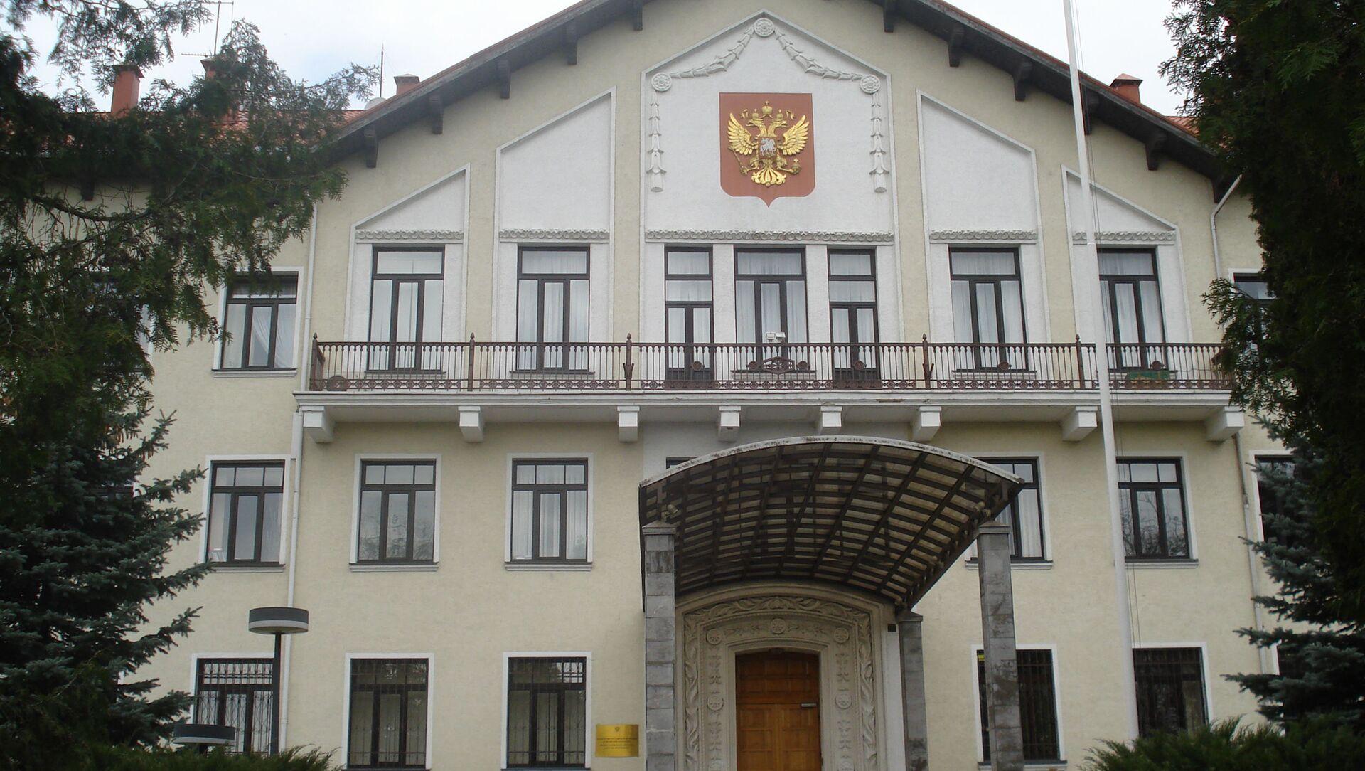 Đại sứ quán Liên bang Nga tại Litva - Sputnik Việt Nam, 1920, 23.04.2021