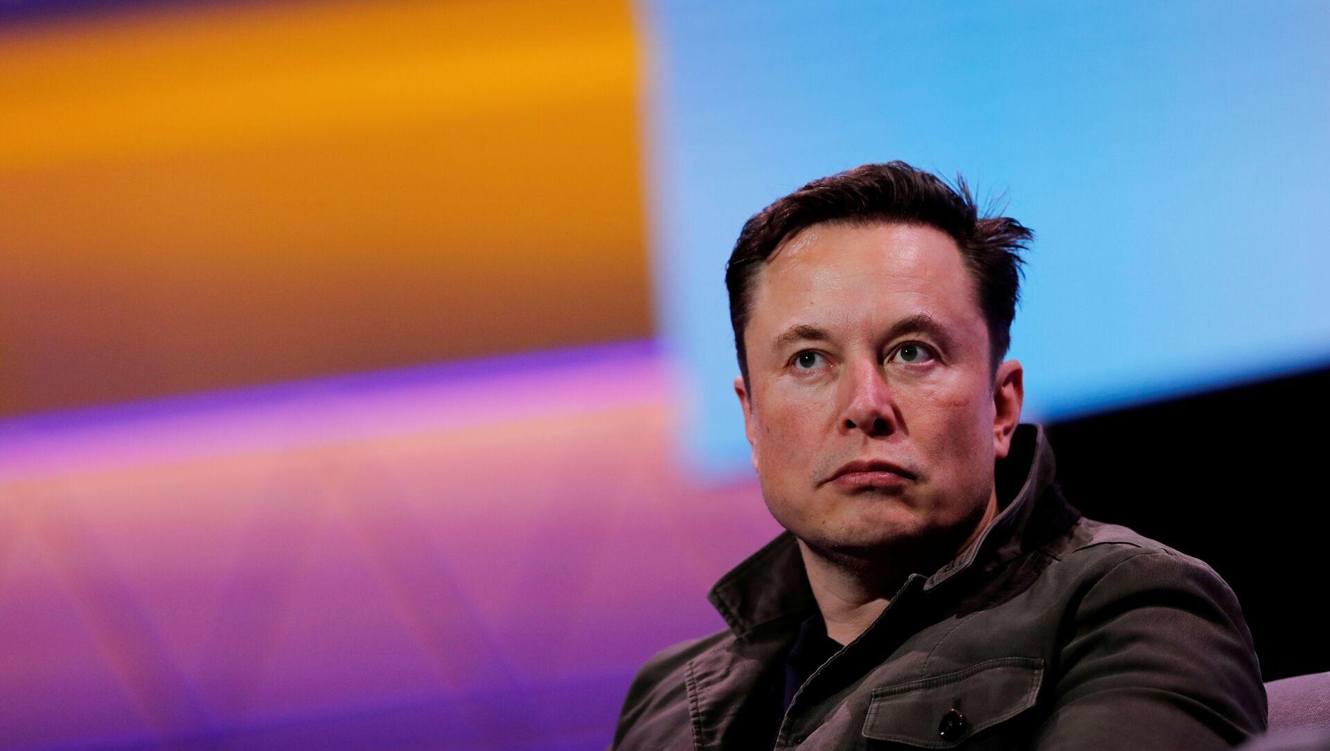 Elon Musk  - Sputnik Việt Nam, 1920, 24.04.2021