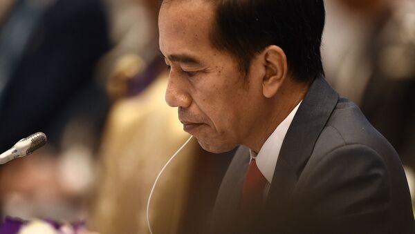 Tổng thống Indonesia Joko Widodo. - Sputnik Việt Nam