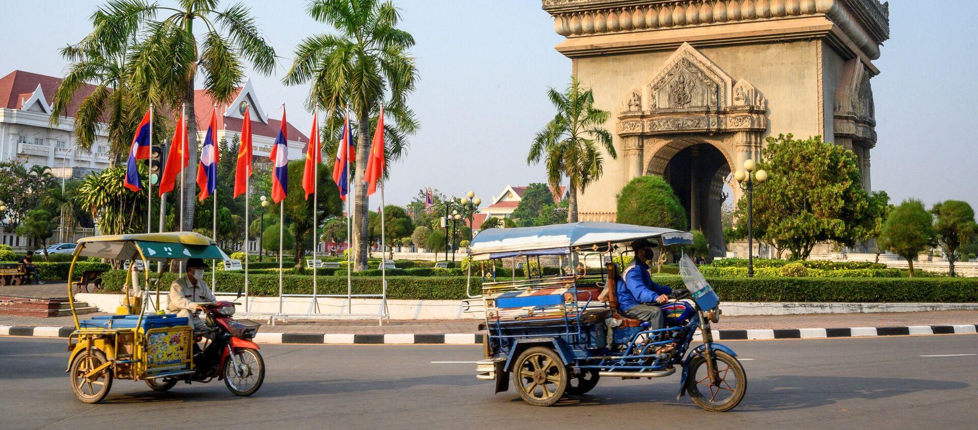 Viêng Chăn, Lào. - Sputnik Việt Nam, 1920, 07.07.2021