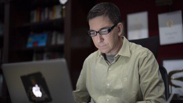 Glenn Greenwald - Sputnik Việt Nam