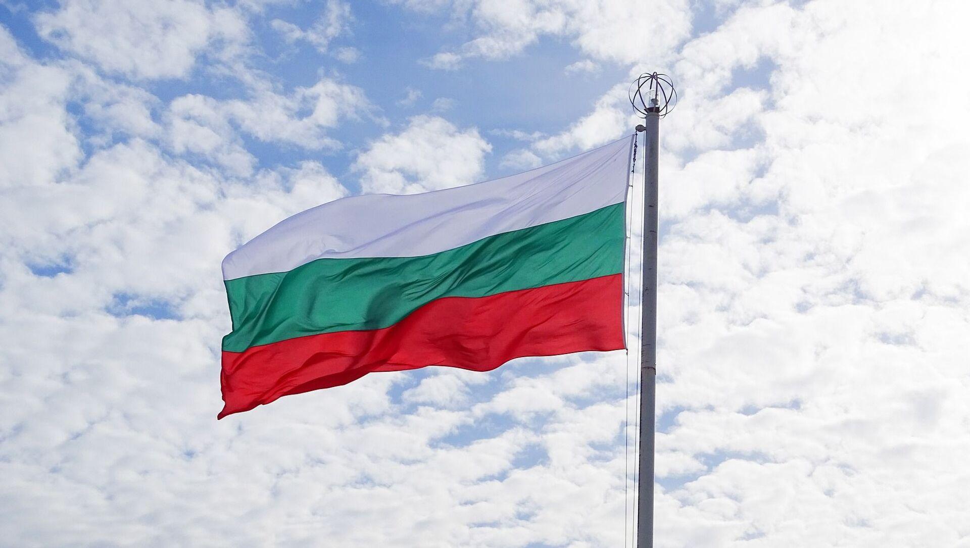 Cờ Bulgaria trên bầu trời nền - Sputnik Việt Nam, 1920, 29.04.2021