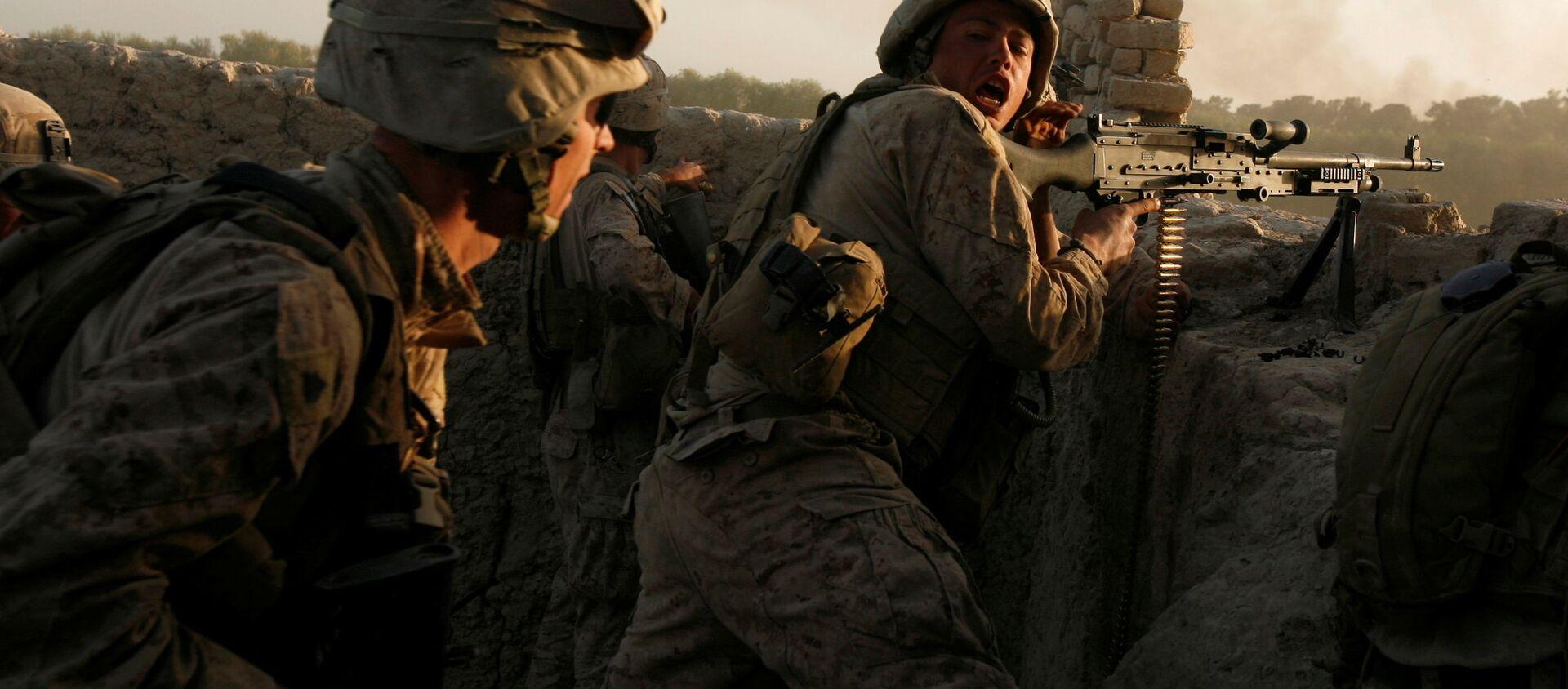 Lính Mỹ ở Afghanistan - Sputnik Việt Nam, 1920, 30.04.2021