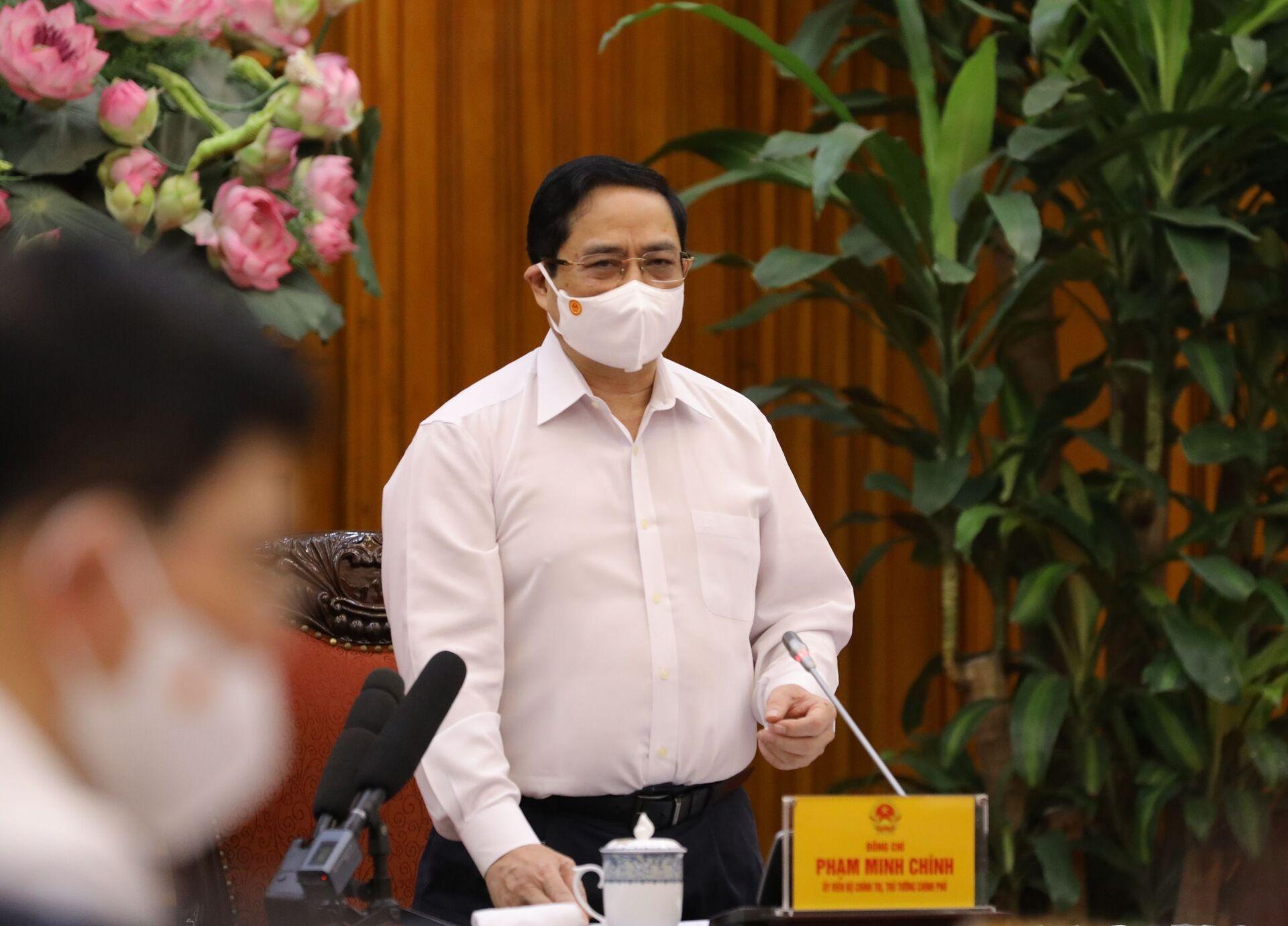 Nguyên nhân lớn nhất gây tái bùng dịch Covid-19 ở Việt Nam - Sputnik Việt Nam, 1920, 30.04.2021