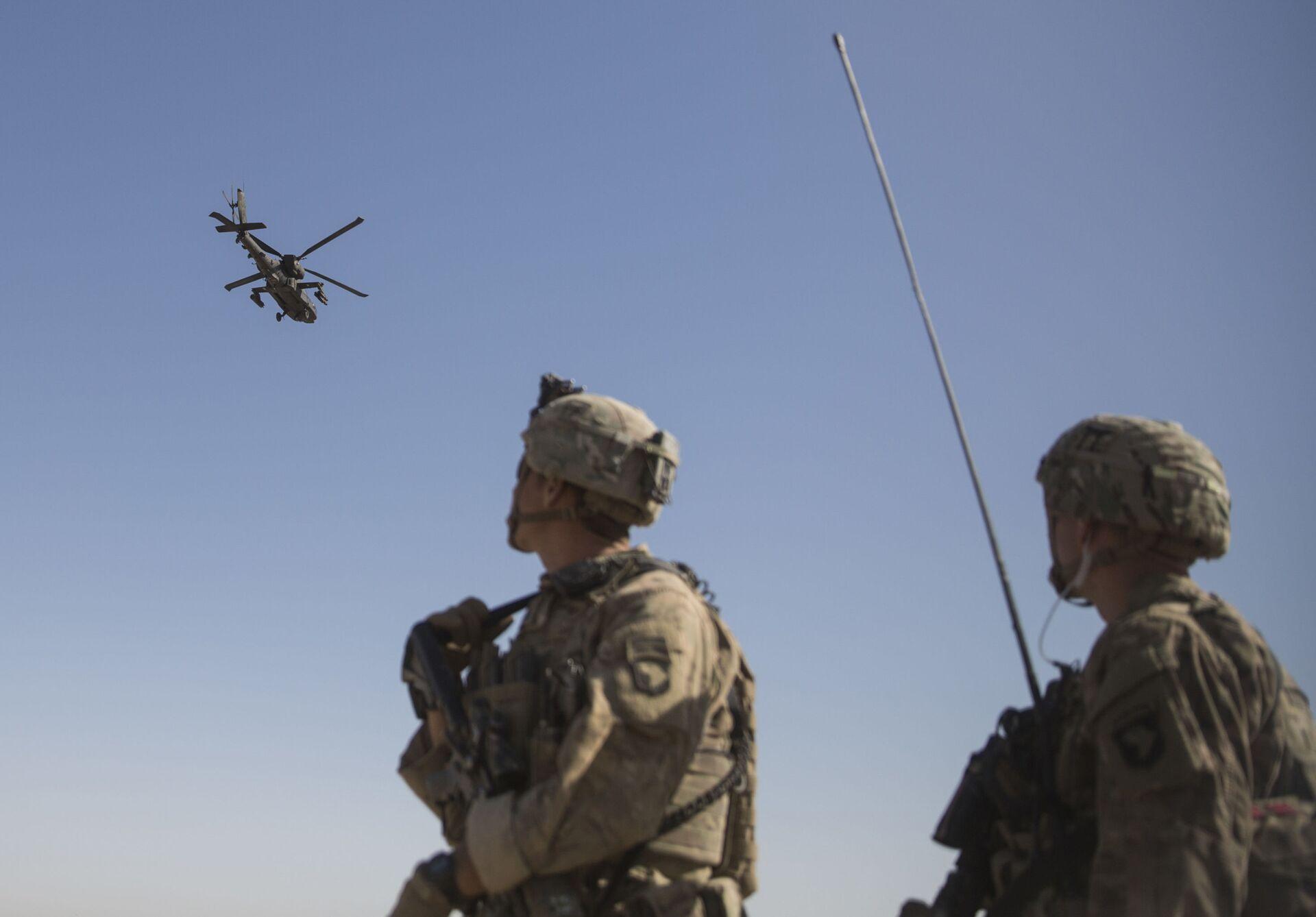 Hương vị Việt Nam: chiến dịch kéo dài 20 năm của Mỹ ở Afghanistan sắp kết thúc - Sputnik Việt Nam, 1920, 30.04.2021