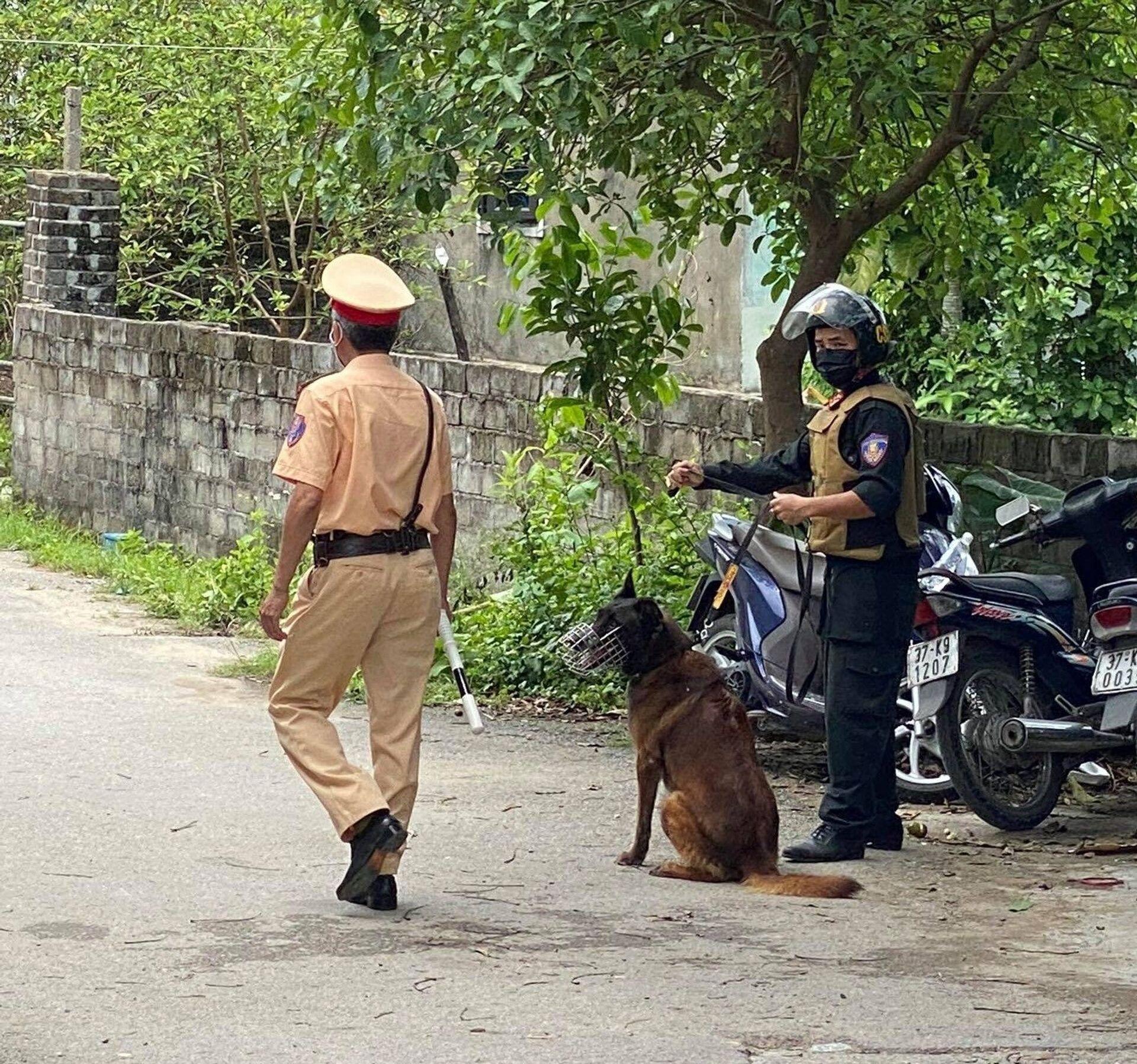 Công an Nghệ An đã bắt được nghi phạm nổ súng bắn chết 2 người ở Nghệ An - Sputnik Việt Nam, 1920, 30.04.2021