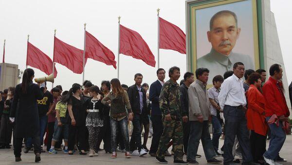 Ngày lễ 1 tháng Năm ở Bắc Kinh, Trung Quốc - Sputnik Việt Nam