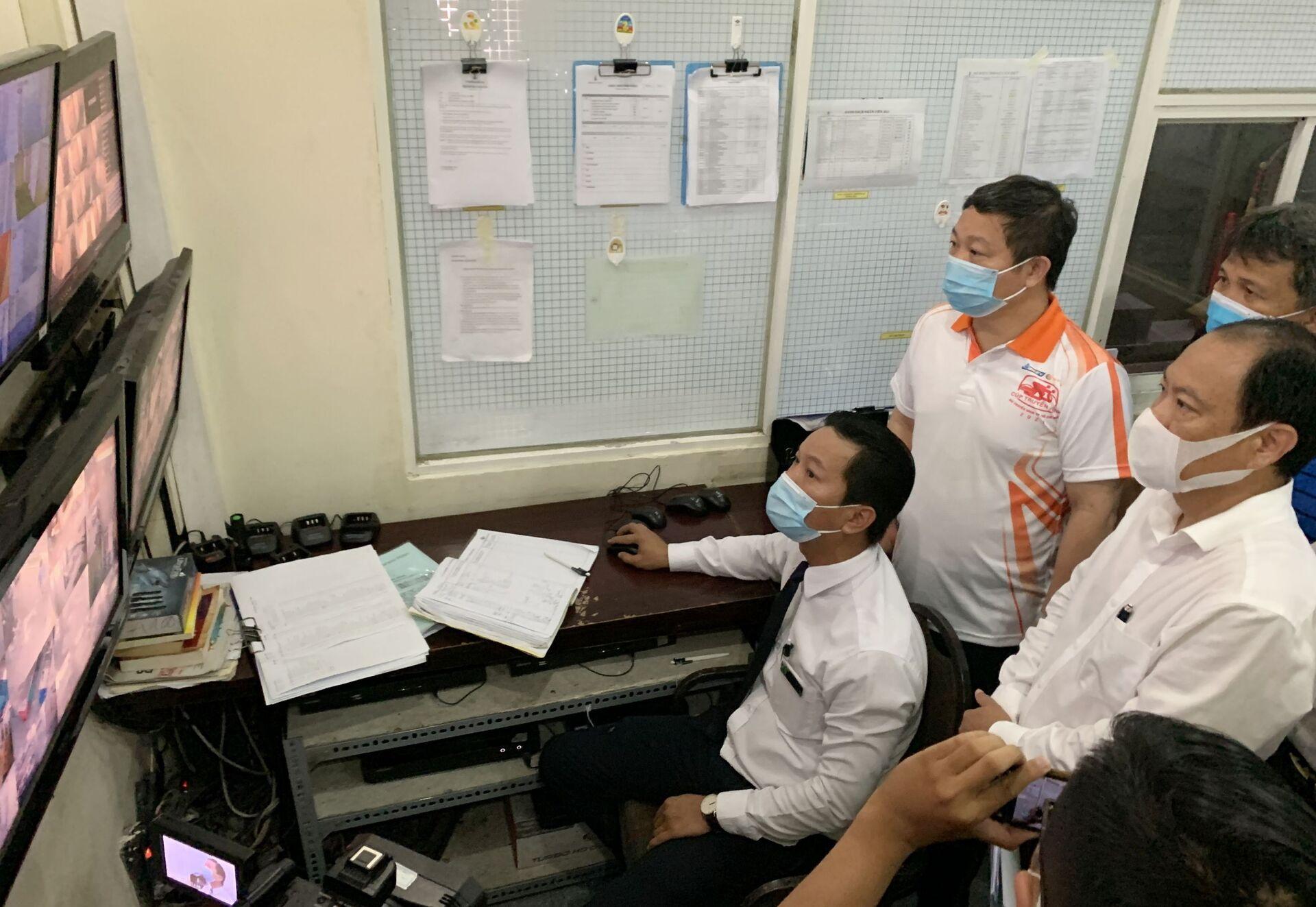 TP.HCM truy tìm 2 người Trung Quốc bỏ trốn khỏi khu cách ly tập trung ở Củ Chi - Sputnik Việt Nam, 1920, 03.05.2021