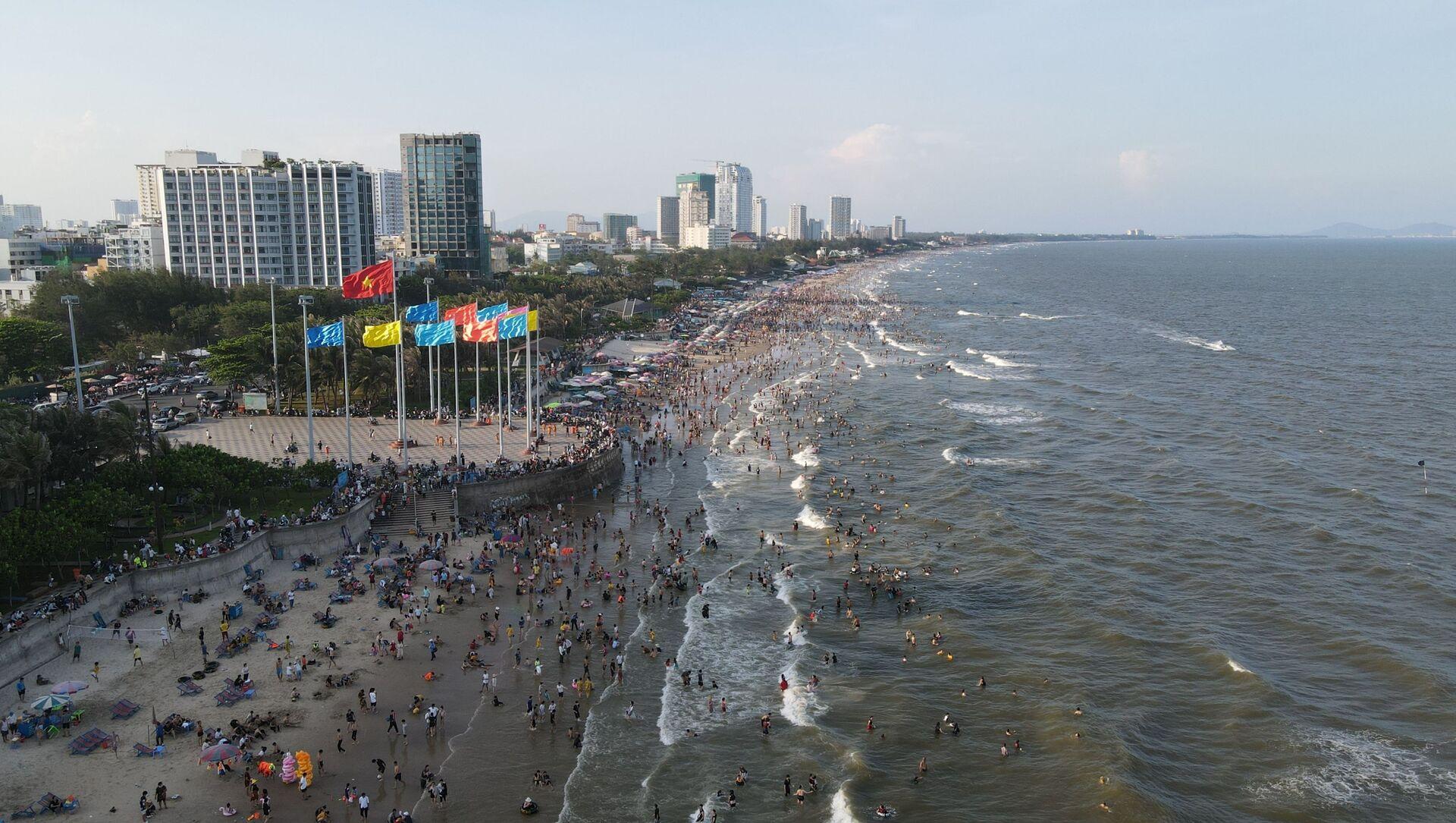 Bãi biển vũng tàu - Sputnik Việt Nam, 1920, 07.05.2021