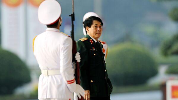 Đại tướng Lương Cường. - Sputnik Việt Nam