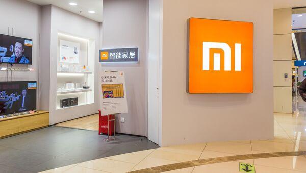Cửa hàng Xiaomi ở Trung Quốc. - Sputnik Việt Nam