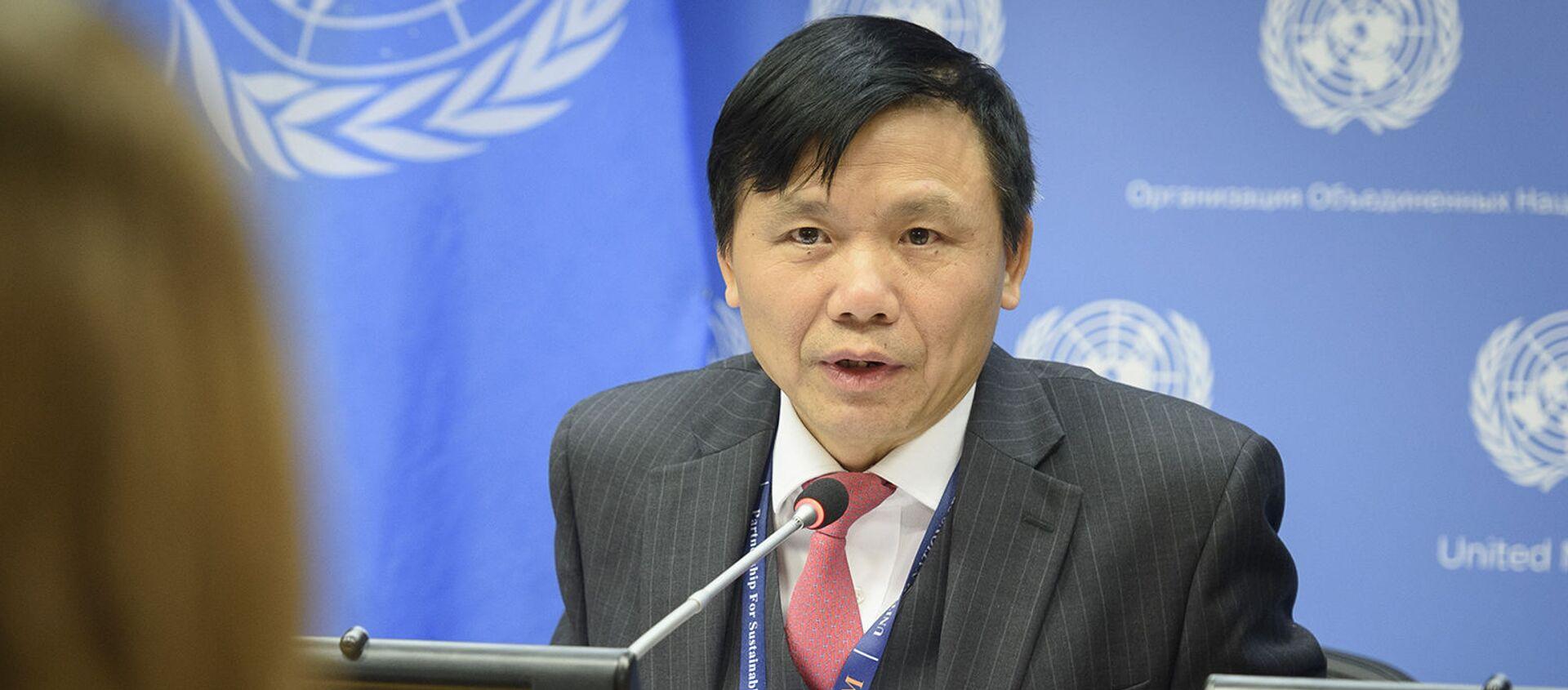 Đại sứ Đặng Đình Quý  - Sputnik Việt Nam, 1920, 25.08.2021
