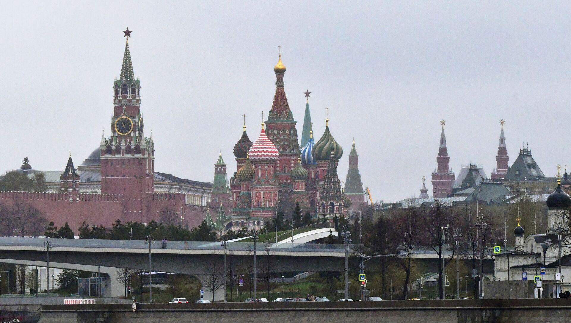 Quang cảnh Điện Kremlin ở Moscow - Sputnik Việt Nam, 1920, 13.05.2021