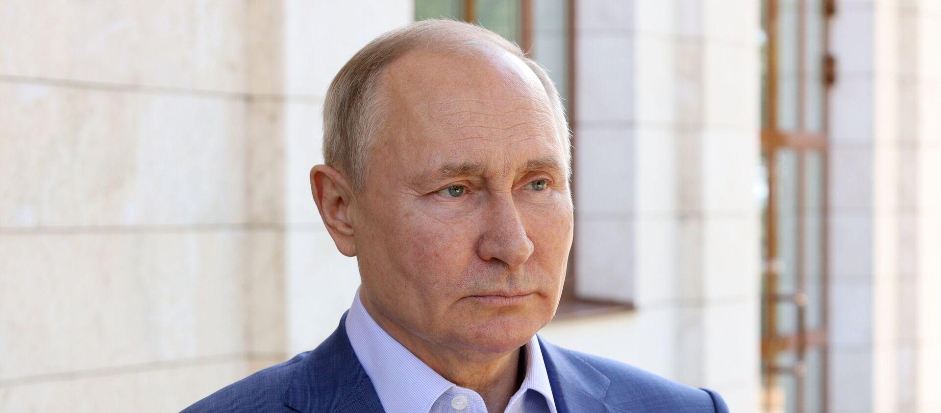 Tổng thống Nga Putin - Sputnik Việt Nam, 1920, 22.06.2021