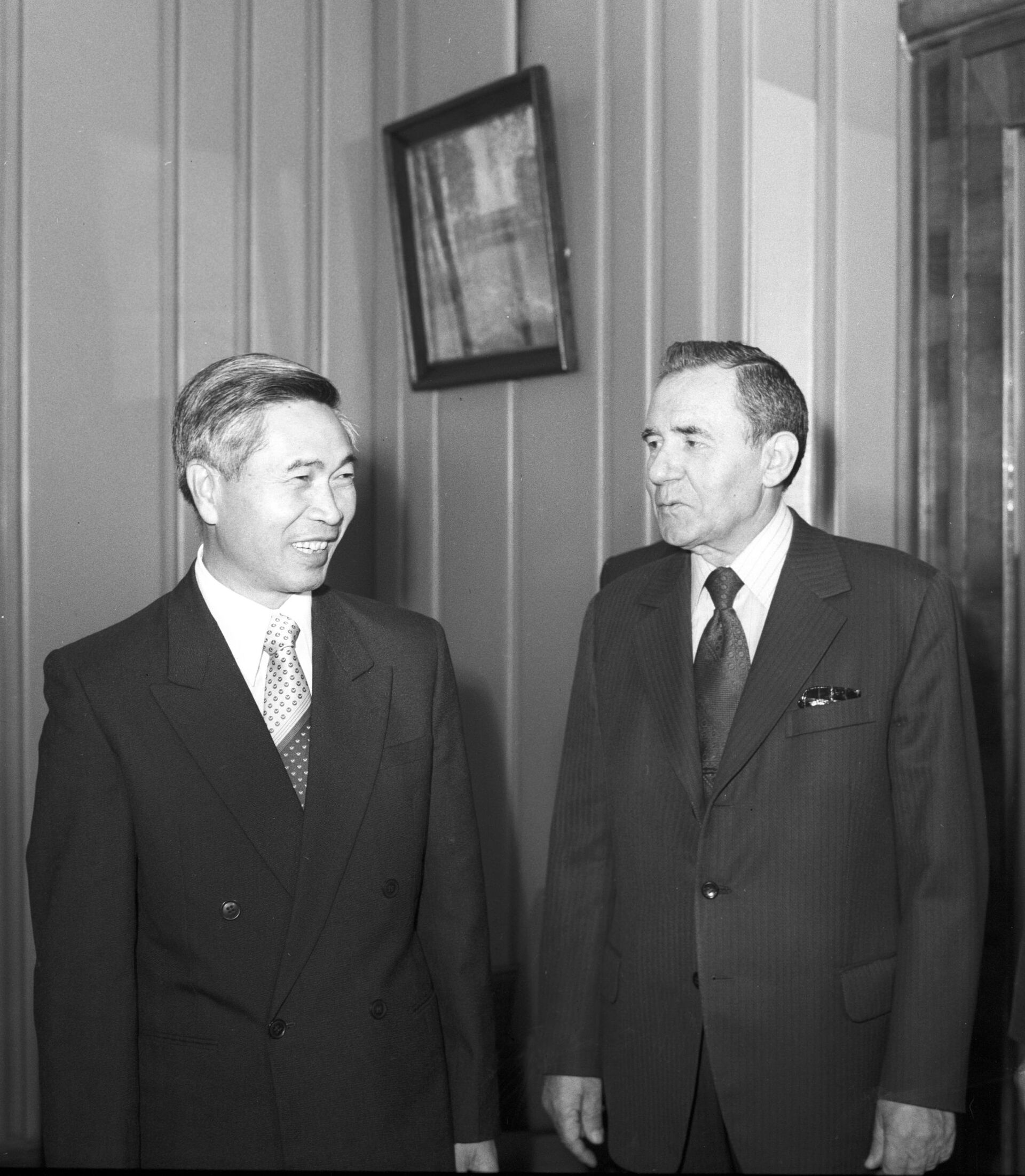 Ông Nguyễn Cơ Thạch – nhà ngoại giao tài ba trên trường quốc tế - Sputnik Việt Nam, 1920, 15.05.2021