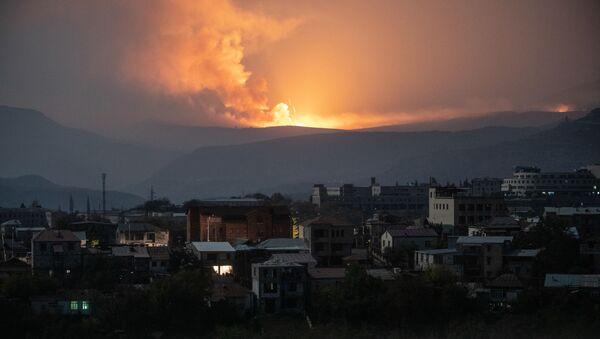Khu vực Nagorno Karabakh - Sputnik Việt Nam