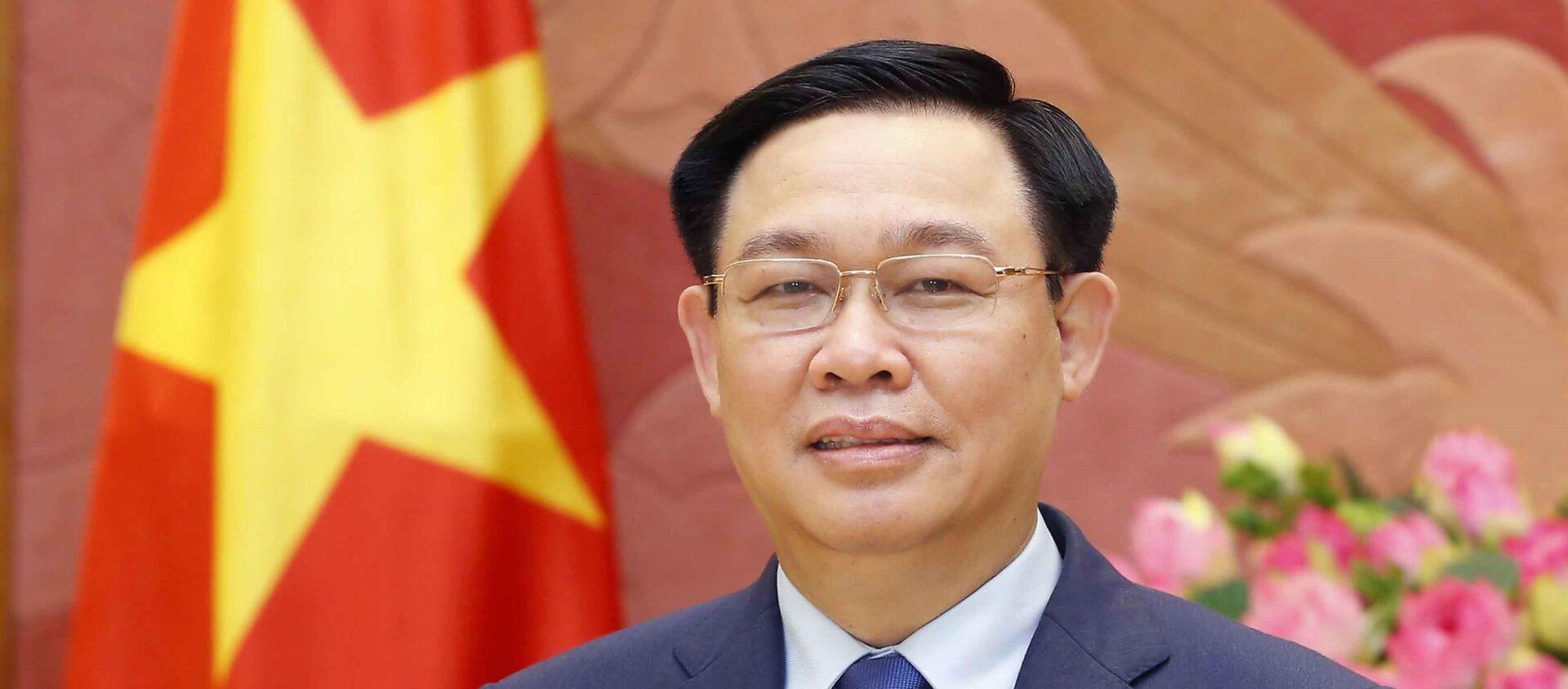 Ông Vương Đình Huệ. - Sputnik Việt Nam, 1920, 14.05.2021