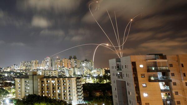 Không kích Israel từ Gaza - Sputnik Việt Nam