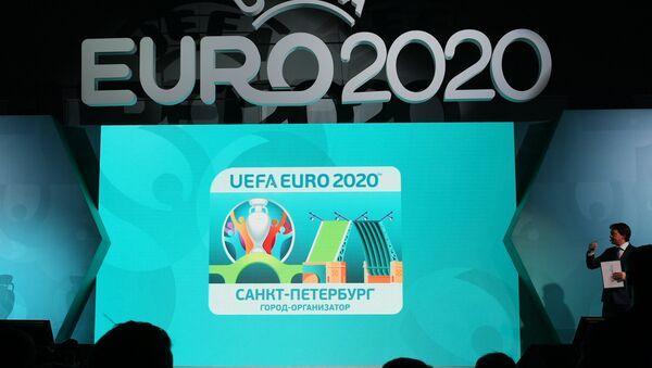UEFA Euro 2020 - Sputnik Việt Nam