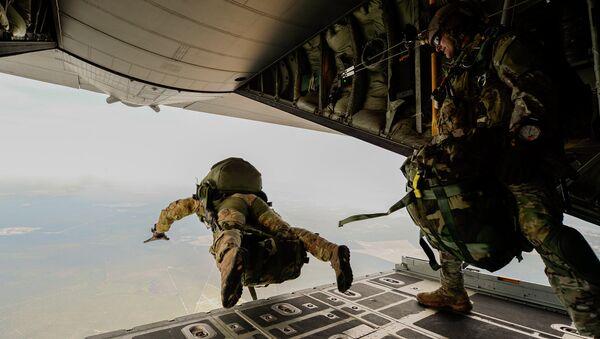 lực lượng đặc biệt của Hoa Kỳ   - Sputnik Việt Nam