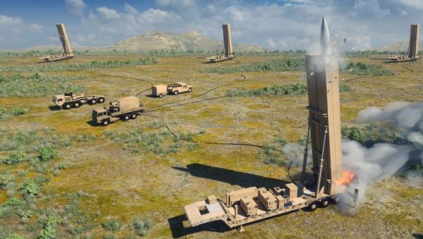 Long-Range Hypersonic Weapon (LRHW)  - Sputnik Việt Nam