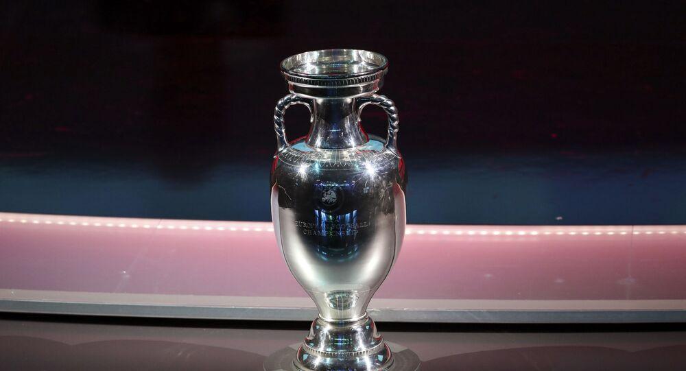 Cúp Euro 2020, ảnh lưu trữ