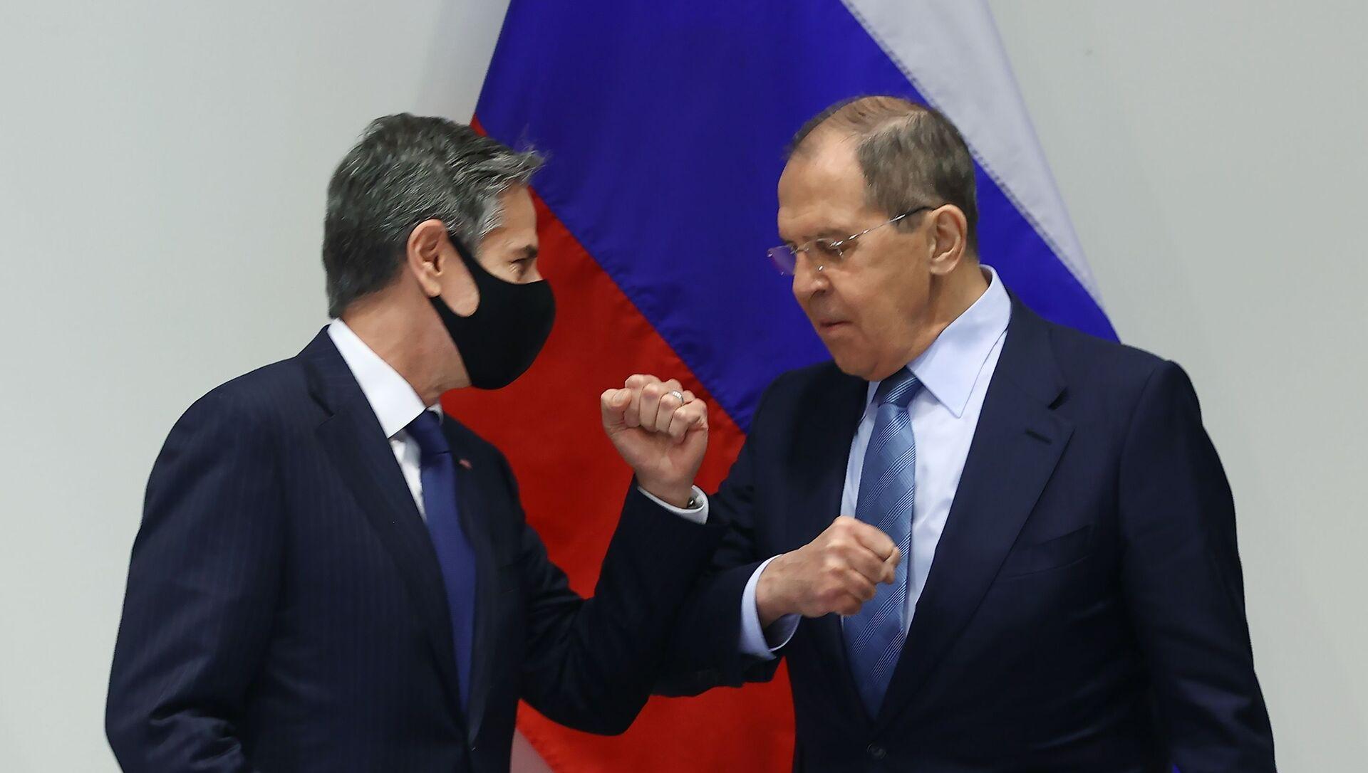 Chuyến thăm của Bộ trưởng Ngoại giao Nga S. Lavrov tới Iceland - Sputnik Việt Nam, 1920, 20.05.2021