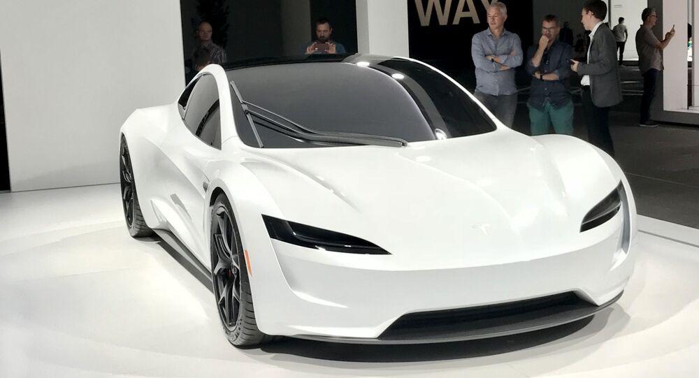 Xe hơi Tesla Roadster