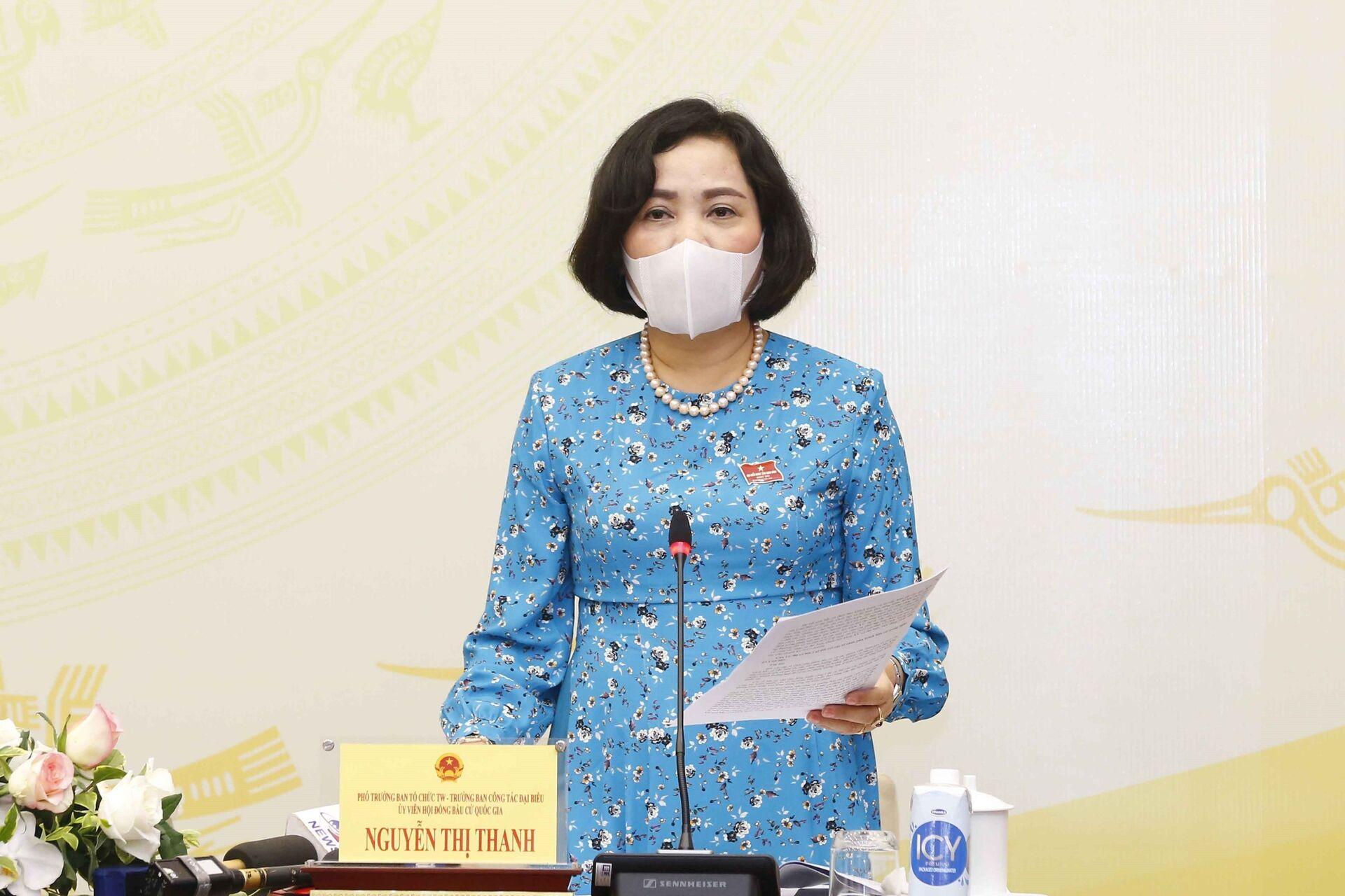 Việt Nam: Bầu cử Quốc hội khóa XV trong tâm dịch COVID-19 - Sputnik Việt Nam, 1920, 21.05.2021