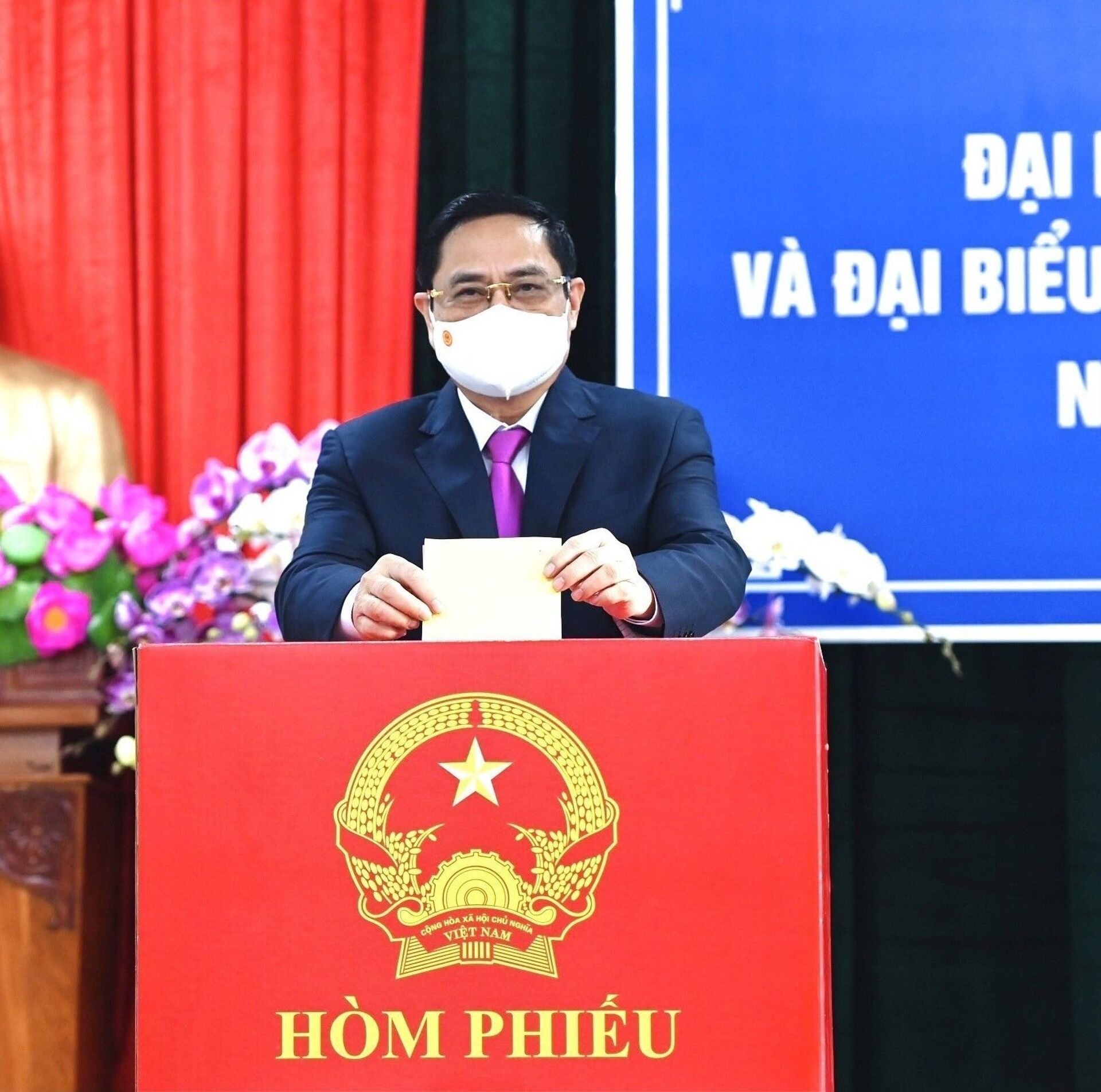 Lãnh đạo Đảng, Nhà nước thực hiện quyền bầu cử tại các thành phố lớn - Sputnik Việt Nam, 1920, 23.05.2021