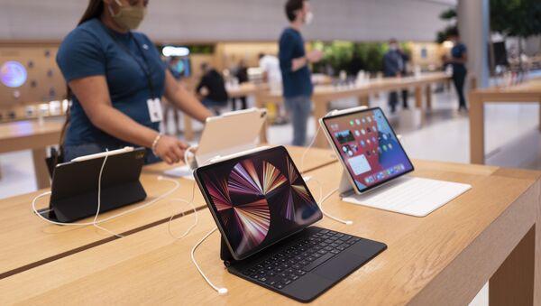 IPad Pro mới của Apple. - Sputnik Việt Nam