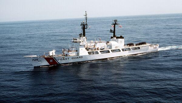 USCGC John Midgett (WHEC 726). - Sputnik Việt Nam