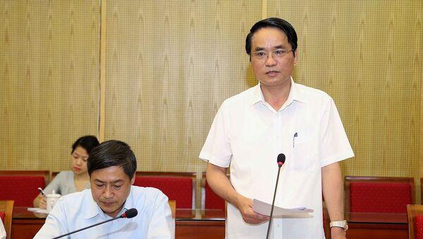 Ông Lê Hồng Minh, Phó Chủ tịch UBND tỉnh Sơn La. - Sputnik Việt Nam