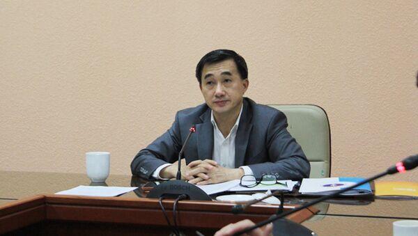 Ồng Trần Văn Thuấn. - Sputnik Việt Nam