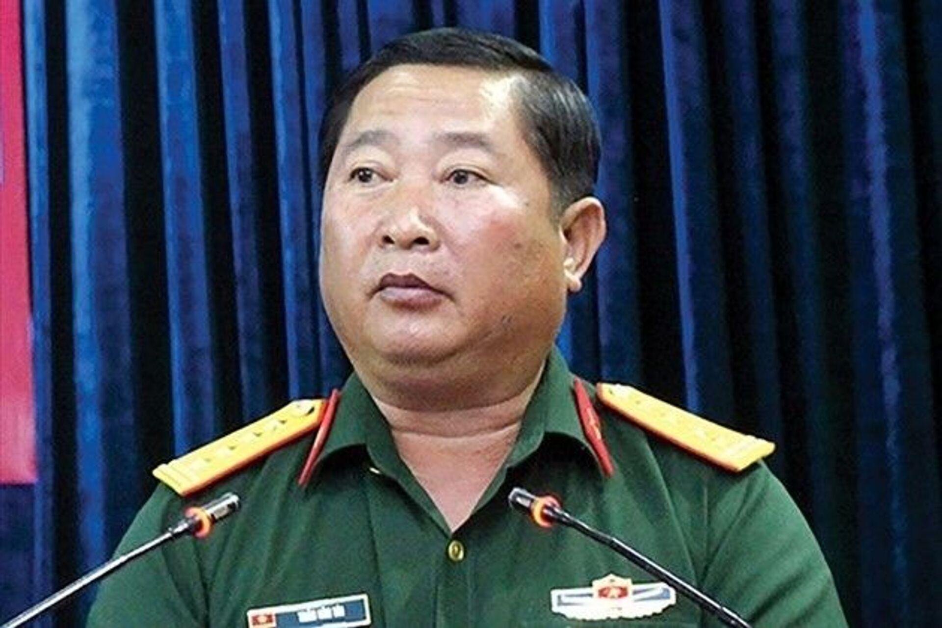 Việt Nam kỷ luật cán bộ: Tướng Trần Văn Tài bị cách hết tất cả chức vụ trong Đảng - Sputnik Việt Nam, 1920, 25.05.2021