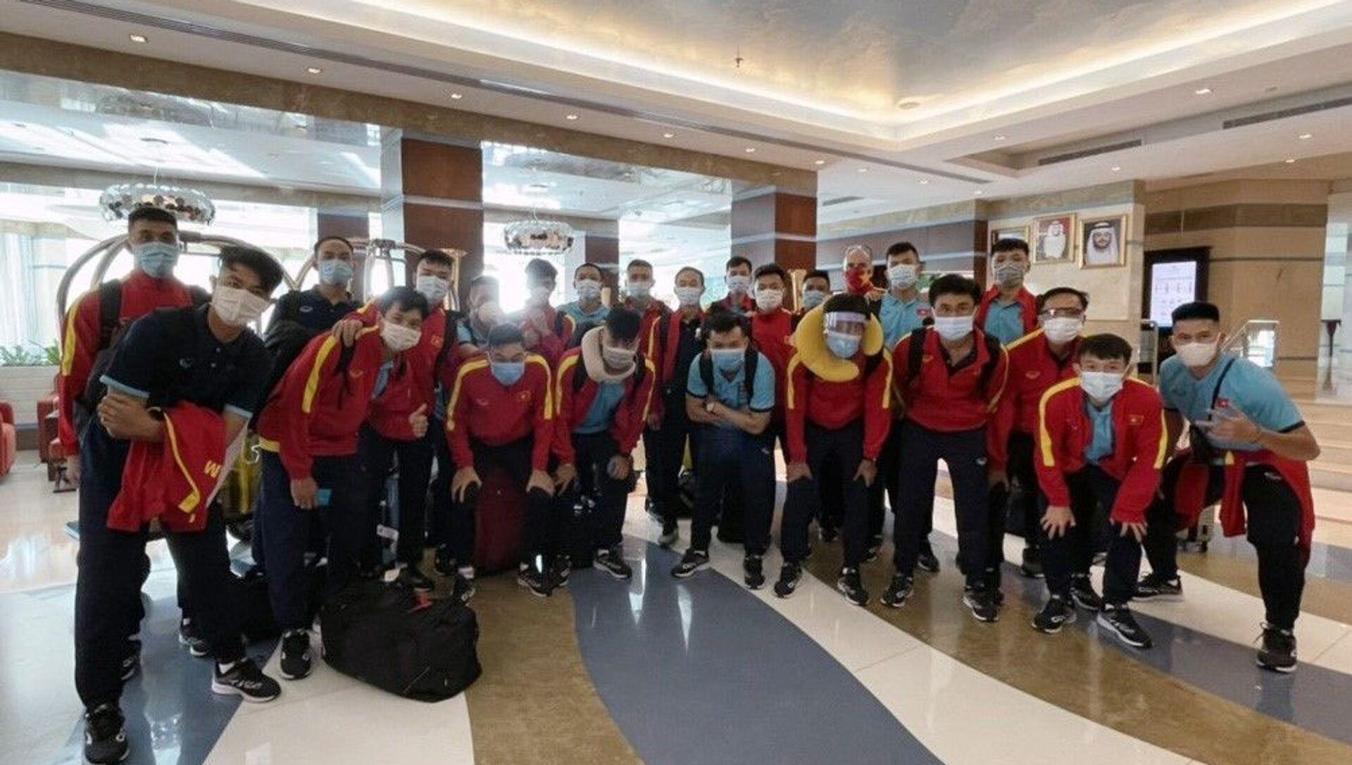 Đội tuyển futsal Việt Nam - Sputnik Việt Nam, 1920, 26.05.2021