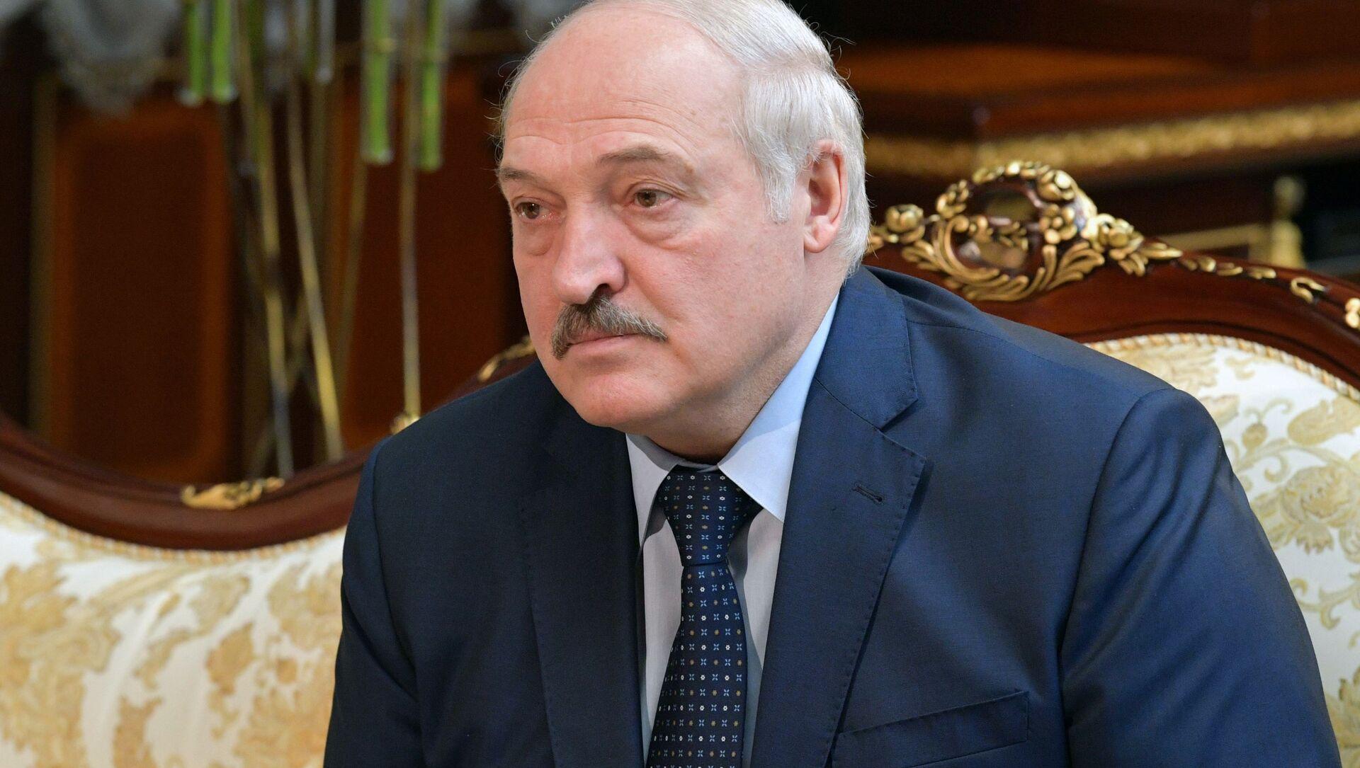 Tổng thống Belarus Alexander Lukashenko. - Sputnik Việt Nam, 1920, 03.07.2021