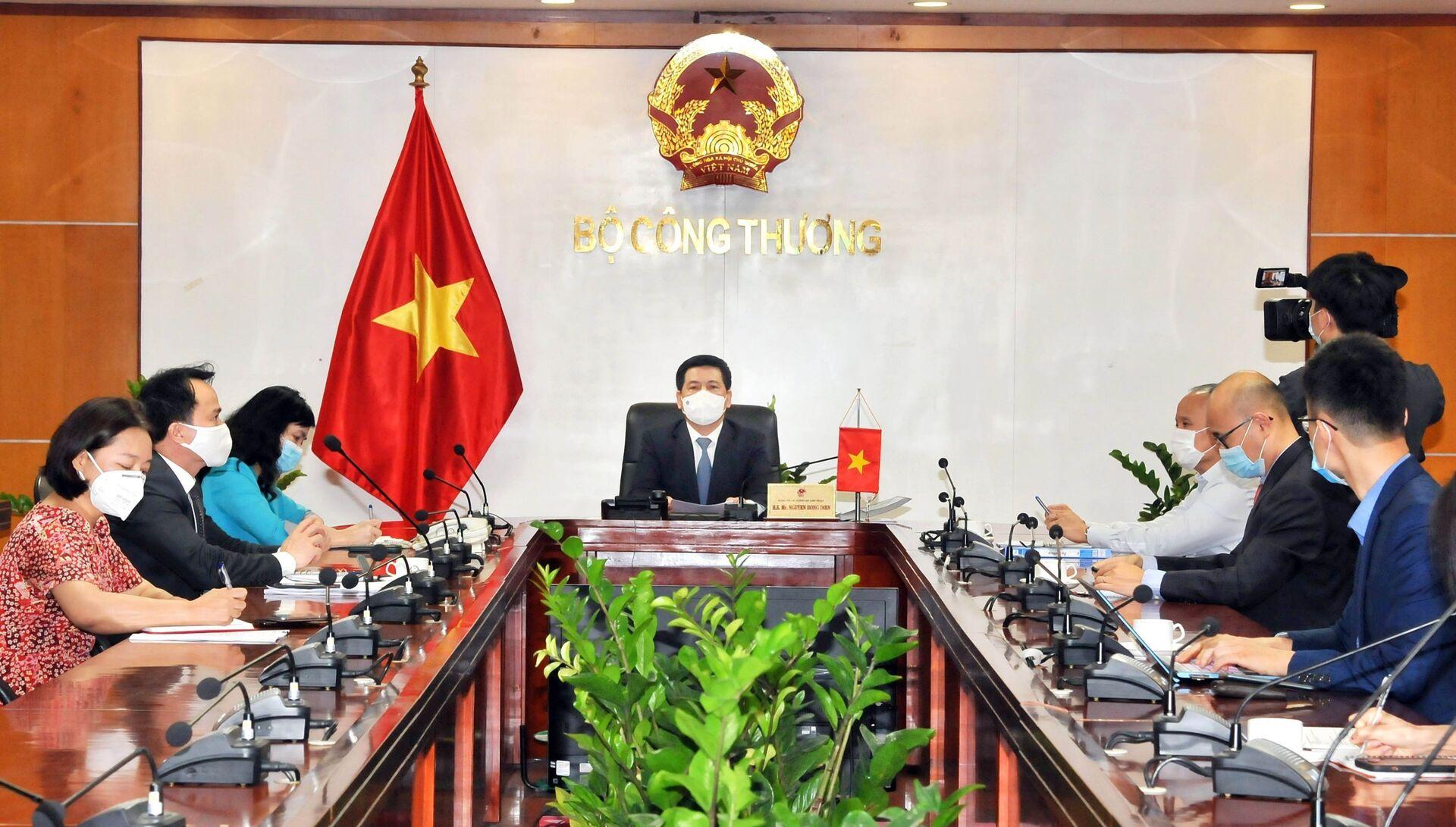Đưa Việt Nam thành mắt xích quan trọng trong chuỗi cung ứng của doanh nghiệp Nhật - Sputnik Việt Nam, 1920, 26.05.2021