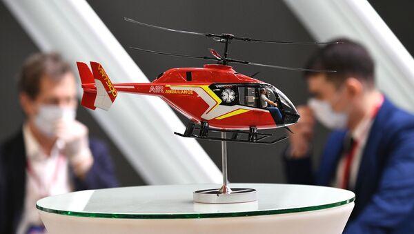 Triển lãm HeliRussia 2021. - Sputnik Việt Nam