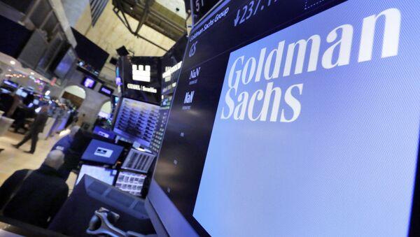 Goldman Sachs - Sputnik Việt Nam