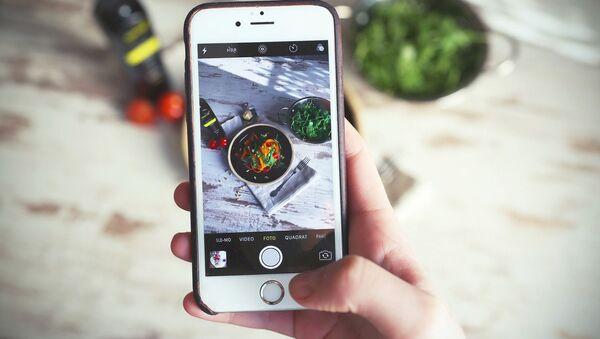 Chụp ảnh đồ ăn trên điện thoại của bạn - Sputnik Việt Nam