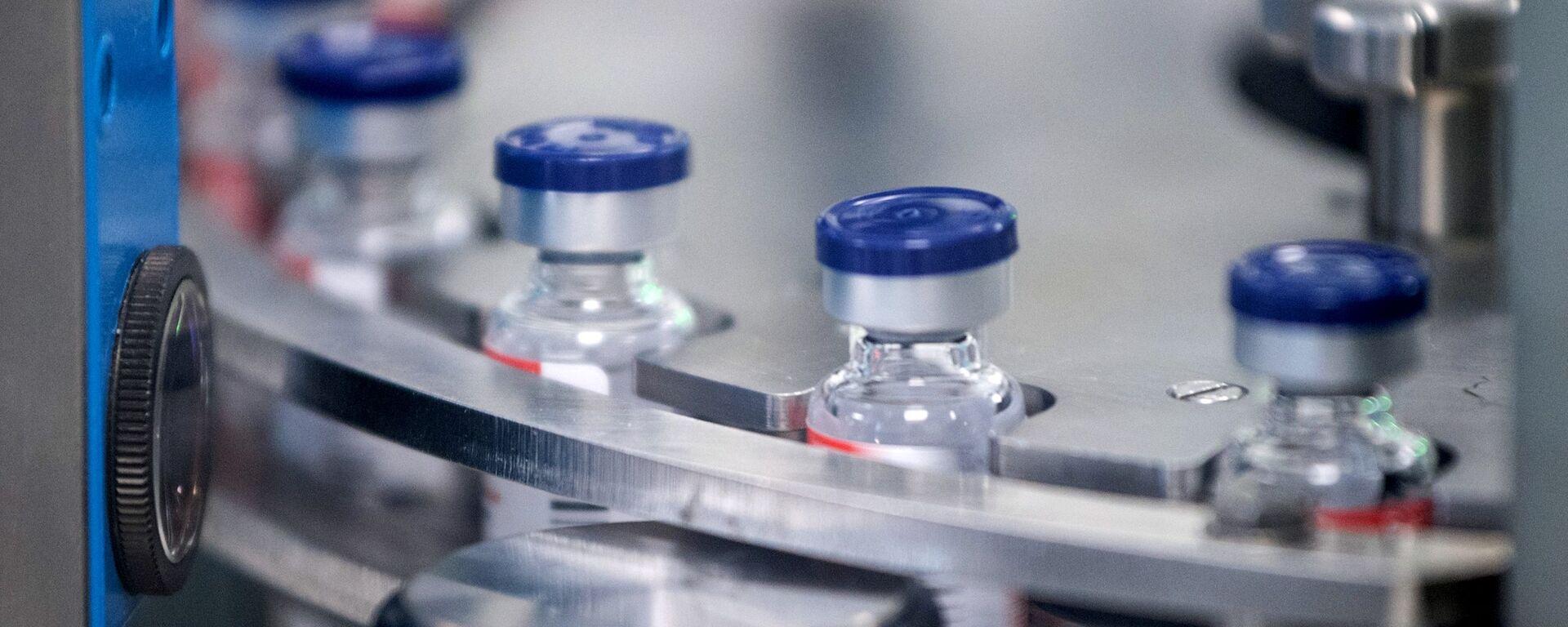 Sản xuất vắc xin Sputnik V tại Tổ hợp dược phẩm Karaganda - Sputnik Việt Nam, 1920, 22.07.2021