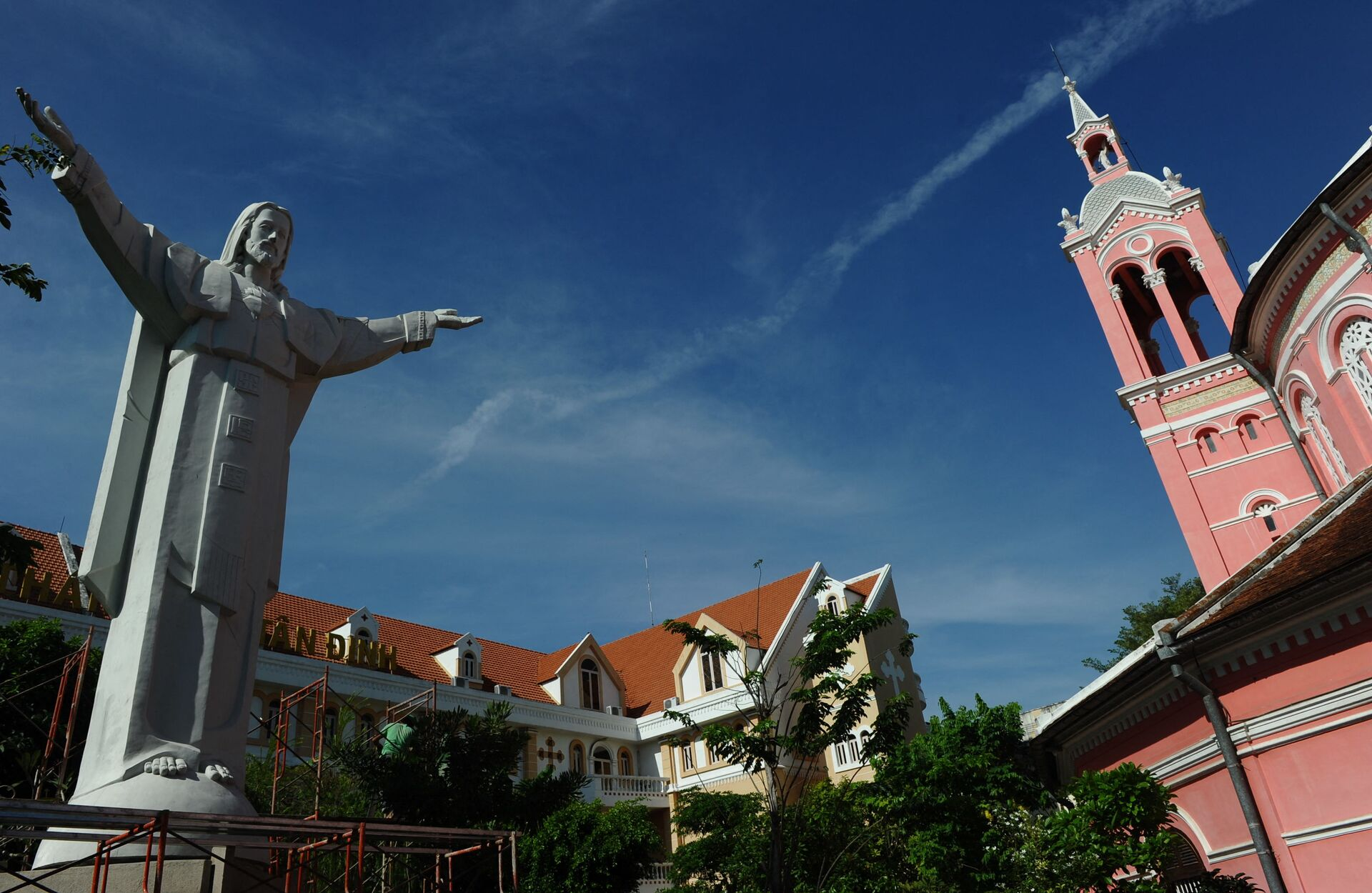 Giải quyết 'cơn mê sảng', ám ảnh về tự do tôn giáo của Mỹ đối với Việt Nam thế nào? - Sputnik Việt Nam, 1920, 31.05.2021