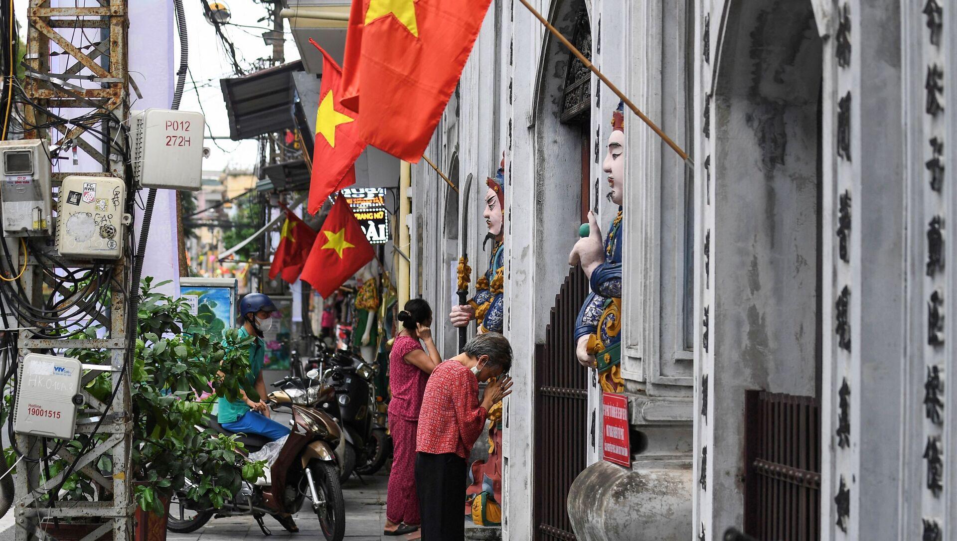 Chùa Cầu Đông. - Sputnik Việt Nam, 1920, 31.05.2021