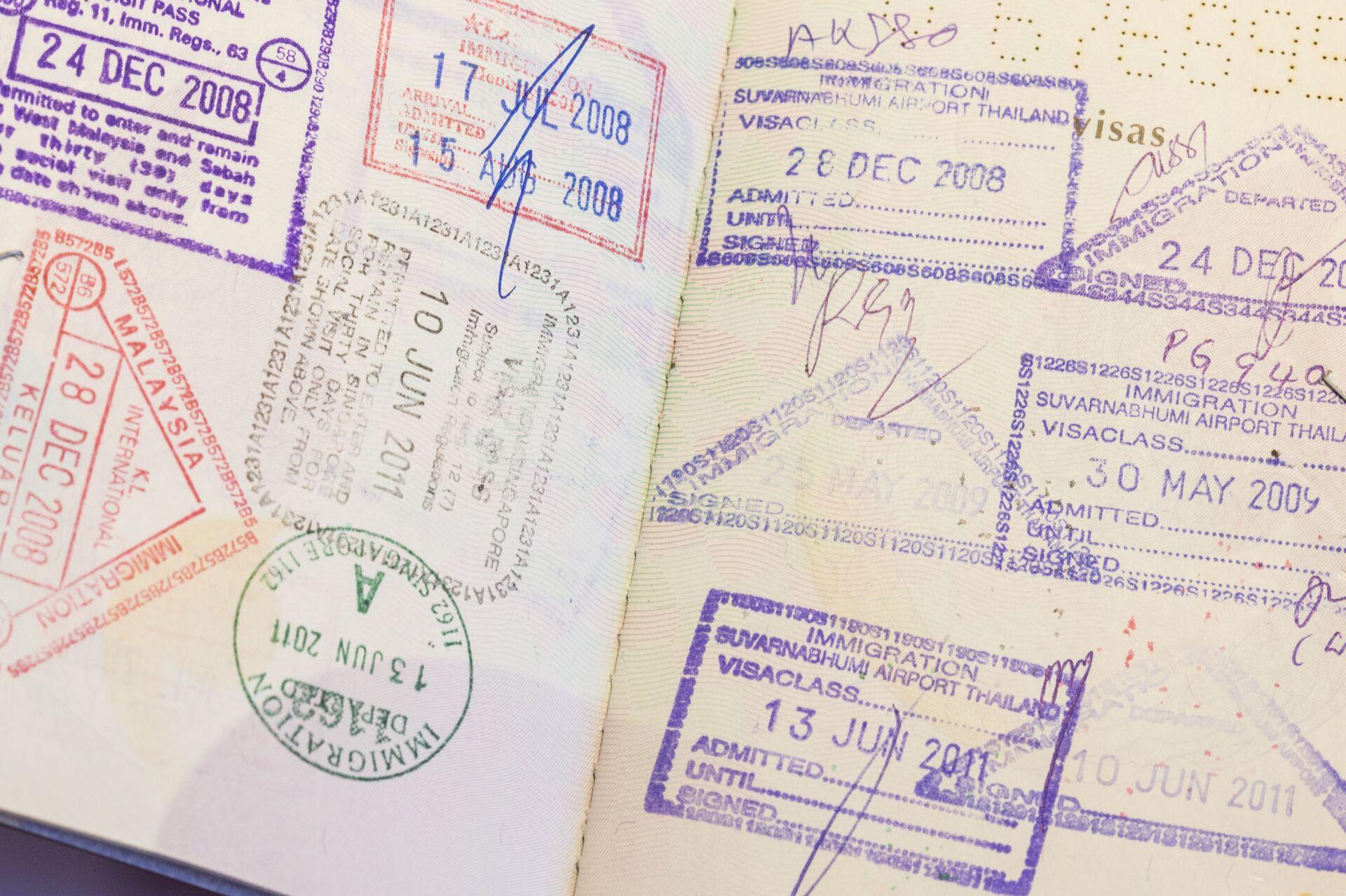 Cần chuẩn bị gì khi làm hộ chiếu gắn chip? - Sputnik Việt Nam, 1920, 05.07.2021