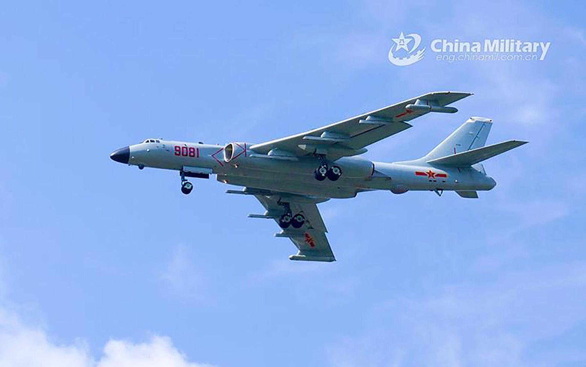 Máy bay ném bom Trung Quốc H-20 sẽ được sử dụng thế nào? - Sputnik Việt Nam, 1920, 01.06.2021